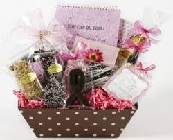 cancer gift baskets encouraging breast cancer patients one gift basket at a time