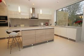 awesome two tone ideas white wooden cabinet wooden kitchen islands