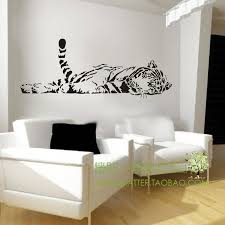 Relaxing Home Decor Animal Tiger Relaxing Decoration Fashion Cute Bedroom Living