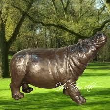 bronze hippo sculpture bronze hippo sculpture suppliers and