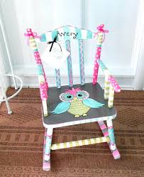 Nursery Furniture Rocking Chairs Painted Baby Furniture Nursery Wardrobe And Chest Of Drawers