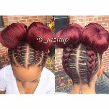 easy ethinic braid styles on natural hair follow shesoboujie for more poppin boujie pins hair weave