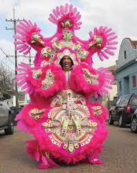mardi gras indian costumes mardi gras indians gather on st joseph s day