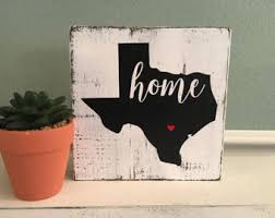 texas state sign etsy