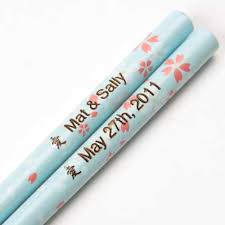 engraved chopsticks engraved personalized custom chopsticks