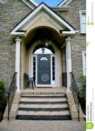 Modern House Modern House Entrance Royalty Free Stock Photo Image 5171615