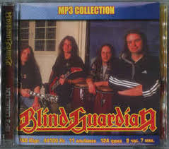 Blind Guardian Otherland Blind Guardian Mp3 Collection Cdr At Discogs