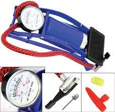 Zefal Bike Pump Instructions by Amazon Com Floor Bike Pump With Gauge Needle U0026 Adapter