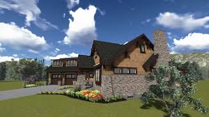 architectural designs house plan 18263be mountain cottage with