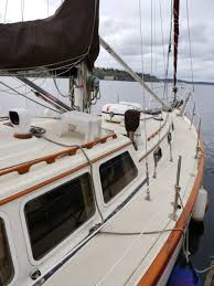 pacific northwest boating news boat review 1978 islander