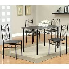 metal patio dining table dining chairs black metal dining chair 4 black metal dining