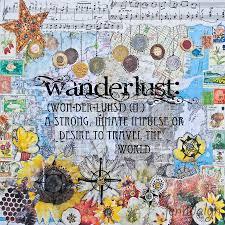 wanderlust 16 x 16 paper print large wall art travel poster