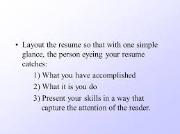 What Is The Skills In A Resume