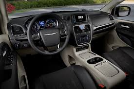 chrysler car interior chrysler town u0026 country 30th anniversary edition