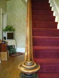Banister Staircase Stair Banister Warm Stair Banister