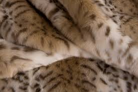 Fake Fur Throws Hotel Luxury Collection Snow Leopard Faux Fur Throw