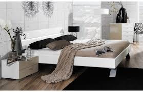 mobilier chambre contemporain chevet blanc bois enfant