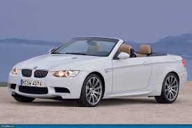 ausmotive com bmw m3 convertible and sedan