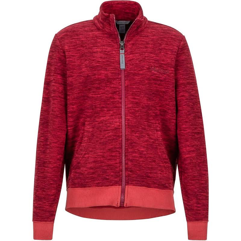 Marmot Couloir Fleece Jacket Madder Red Extra Large 74520-6875-XL