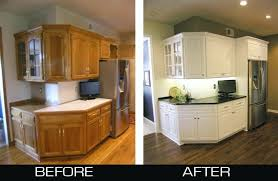 kitchen cabinet refinishing ideas refinishing oak kitchen cabinets painting wood comfy as well 11