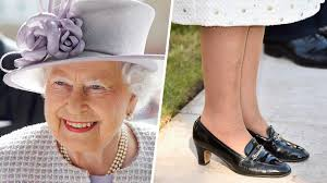 queen elizabeth u0027s diy hack for breaking in shoes hire someone to