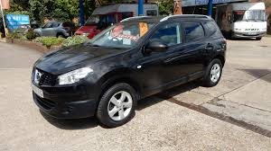 used nissan qashqai 2 visia for sale motors co uk