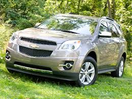 2010 chevy equinox ltz awd chevrolet crossover suv review