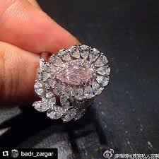 luxury engagement rings 24 pink diamond engagement ring designs models trends design