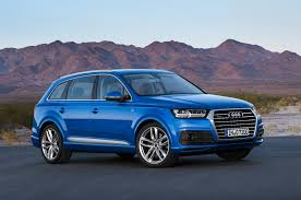 sporty audi all 2017 audi q7 is sporty and stylish