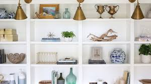 how to style your bookshelves youtube