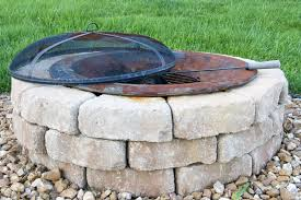 How To Make A Table Fire Pit - how to build a outdoor fire pit home outdoor decoration