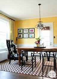 love the walls decor table chandelier and natural light