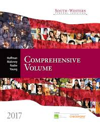 south western federal taxation 2015 comprehensive by william h