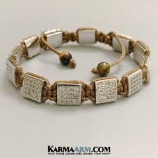 bracelet gold leather man images Flat bead bracelets stingray leather cz diamond pave jewelry jpg
