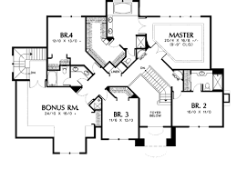 home blueprints house 31888 blueprint details floor plans