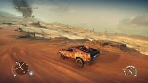 Mad Max Map Mad Max Pc Review Where Worn Down Rubber Meets Road Pcworld