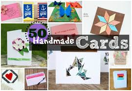 handmade cards 50 handmade cards do small things with great