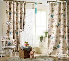 6 styles of kids blackout curtains
