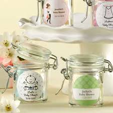 jar favors personalized baby shower candy jar favors set of 12