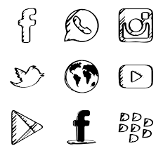 sketch icons 607 free vector icons