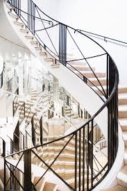 Crescent Stairs by Places Coco Chanel U0027s Paris Apartment U2014 Belgrave Crescent