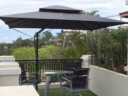 Patio Umbrella Fabric by Patio Umbrellas Great For Deck U0026 Garden Tropicover