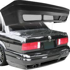 Bmw E30 Rear Valance E30 Rear Bumper Ebay
