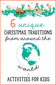 find out how christmas is celebrated in lots of different