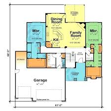 dual master bedroom floor plans dual master suite home plans home plans with dual master suites