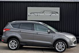 used ford kuga titanium x tdci 1 owner full ford history pan