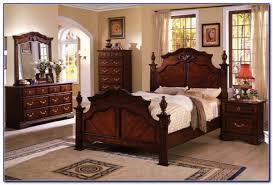 Solid Cherry Bedroom Set by Solid Cherry Wood Bedroom Set Bedroom Home Design Ideas