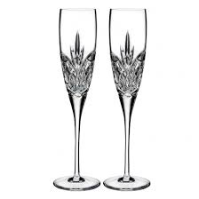 waterford elegance collection forever flute pair cliche