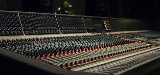 Recording Studio Mixing Desk by Vision Recording Studios Mixing And Mastering Mixing Music