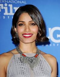 5 freida pinto inspired hairstyles try